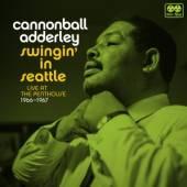ADDERLEY CANNONBALL  - CD SWINGIN' IN SEATTLE,..