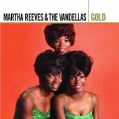REEVES MARTHA & VANDELLAS  - CD GOLD (REMASTERED)