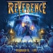 REVERENCE  - CD VENGEANCE IS. LIVE