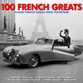VARIOUS  - 4xCD 100 FRENCH GREATS