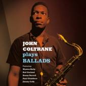 COLTRANE JOHN  - CD PLAYS BALLADS