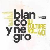 VARIOUS  - 2xCD BLANCO Y NEGRO DJ..40