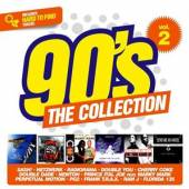 VARIOUS  - 2xCD 90'S THE COLLECTION ..
