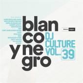 VARIOUS  - 2xCD BLANCO Y NEGRO DJ..39