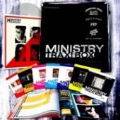 MINISTRY  - 8xCD TRAX! -BOX-
