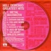 HELL DEMONIO  - CD GREATEST HITS