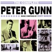 MANCINI HENRY  - CD THE COMPLETE PETER GUNN