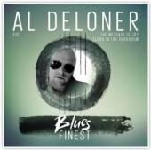 DELONER AL  - 2xCD BLUES FINEST: F..