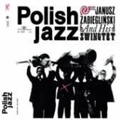 ZABIEGLINSKI JANUSZ SWINGTET  - CD JANUSZ ZABIEGLINS..