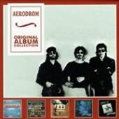 AERODROM  - CD ORIGINAL ALBUM COLLECTION