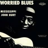 HURT JOHN -MISSISSIPPI-  - VINYL WORRIED BLUES -HQ- [VINYL]