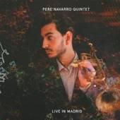 NAVARRO PERE -QUINTET-  - CD LIVE IN MADRID