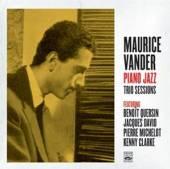 VANDER MAURICE  - 2xCD PIANO JAZZ - TRIO ..