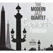 MODERN JAZZ QUARTET  - CD CONCORDE/FONTESSA