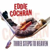 COCHRAN EDDIE  - VINYL THREE STEPS TO HEAVEN-HQ- [VINYL]