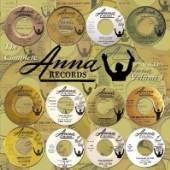 VARIOUS  - CD COMPLETE ANNA RECORDS..