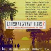 VARIOUS  - 4xCD LOUISIANA SWAMP BLUES 2