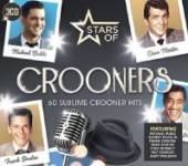 VARIOUS  - 3xCD STARS OF CROONERS