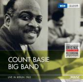 BASIE COUNT  - CD LIVE IN BERLIN 1963