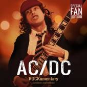 AUDIOBOOK  - CAB AC/DC - ROCKUMENTARY