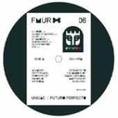 UNIVAC  - VINYL FUTURO PERFECTO -EP- [VINYL]