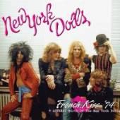 NEW YORK DOLLS  - VINYL FRENCH KISS 74..