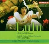 BERG / ENGLISH NATIONAL OPERA ..  - CD LULU