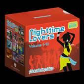 VARIOUS  - 12xCD NIGHTTIME.. -BOX SET-
