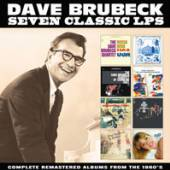 DAVE BRUBECK  - 4xCD SEVEN CLASSIC LPS (4CD)