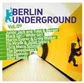 VARIOUS  - 2xCD BERLIN UNDERGROUND VOL.9