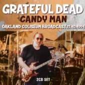 GRATEFUL DEAD  - CD+DVD CANDY MAN (2CD)