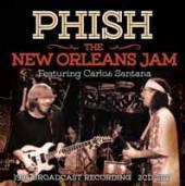PHISH  - CD+DVD THE NEW ORLEANS JAM (2CD)