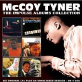 MCCOY TYNER  - 4xCD THE IMPULSE ALBUMS COLLECTION (4CD)
