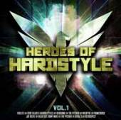 VARIOUS  - 2xCD HEROES OF HARDSTYLE VOL.1
