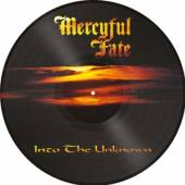 MERCYFUL FATE  - 2PD INTO THE UNKNOWN (PIC DISC)