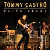 CASTRO TOMMY & PAINKILLE  - CD KILLIN' IT LIVE