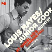 HAYES LOUIS  - 2xCD LIVE AT ONKEL PO'S..