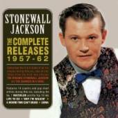 JACKSON STONEWALL  - 2xCD COMPLETE RELEASES 1957-62