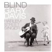 DAVIS GARY -BLIND-  - VINYL HARLEM STREET SINGER [VINYL]