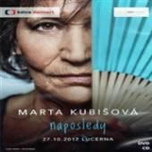 KUBISOVA MARTA  - 2xCD+DVD NAPOSLEDY