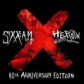 SIXX: A M  - CD HEROIN DIARIES