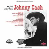 JOHNNY CASH  - VINYL NOW HERE'S JOHNNY CASH [VINYL]