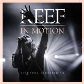 REEF  - 2xCD IN MOTION (LIVE..