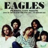 EAGLES  - VINYL PEACEFUL EASY ..