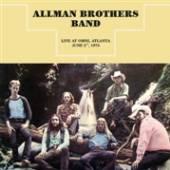 ALLMAN BROTHERS BAND  - VINYL LIVE AT OMNI, ..