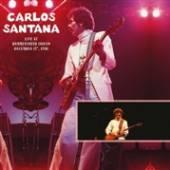 CARLOS SANTANA  - VINYL LIVE AT HAMMER..