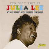 LEE JULIA  - CD MY MAN STANDS OUT AND..