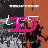 DURAN DURAN  - CD A DIAMOND IN THE MIND - LIVE 2011