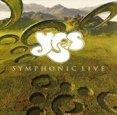 YES  - VINYL SYMPHONIC LIVE..