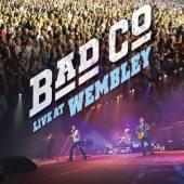 BAD COMPANY  - VINYL LIVE AT WEMBLEY [VINYL]